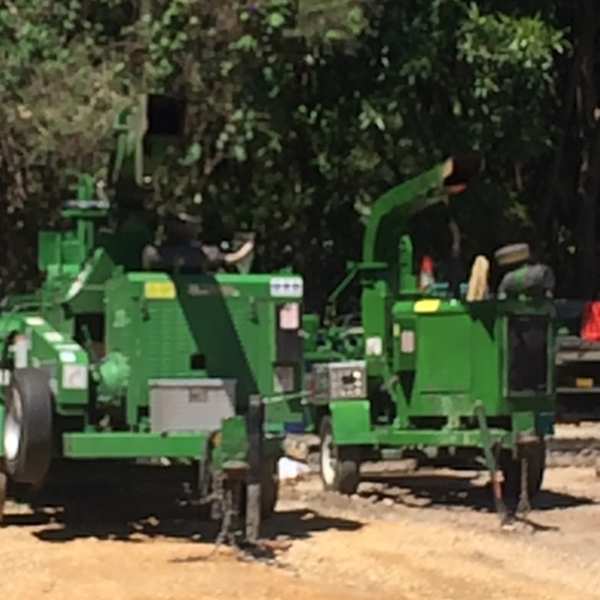 12 and 19 inch Chippers